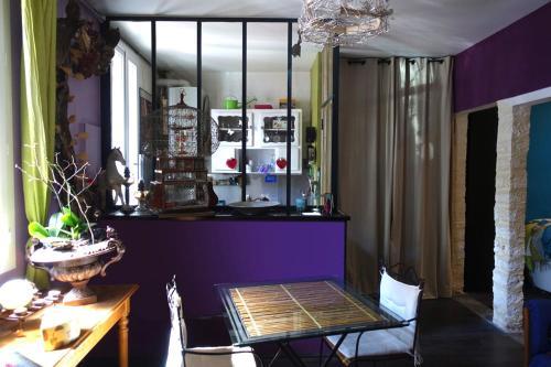 Appartement d'artiste