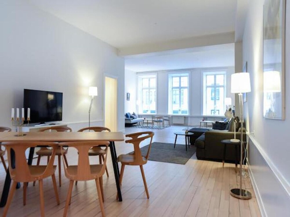 Modern Luxury in the Heart of Copenhagen