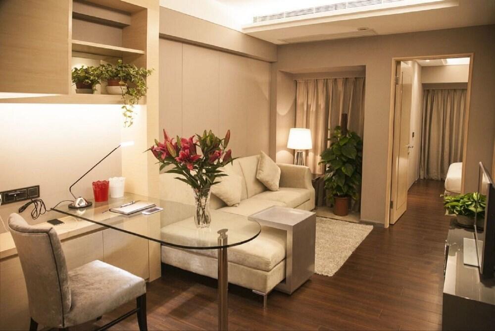 Shenzhen U Home Apartment Binhe Times