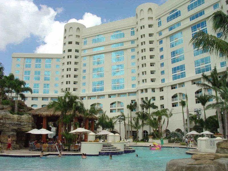 Seminole hard rock casino property maps