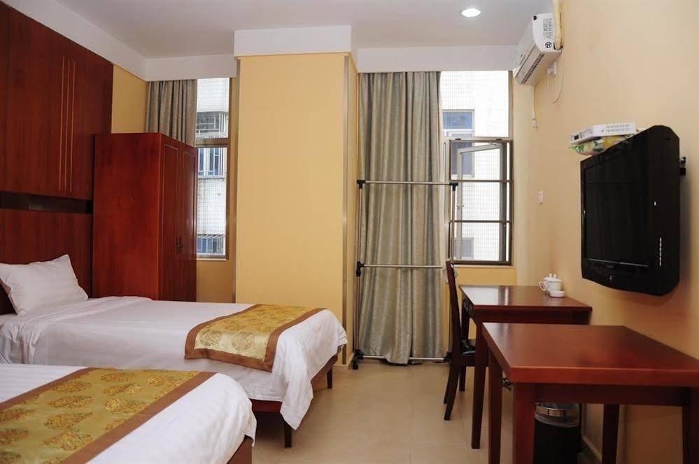 Shenzhen Jie En Hotel Apartment