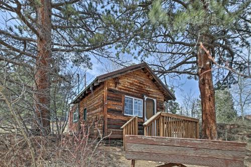 Cozy Cabin Near Rocky Mountain National Park