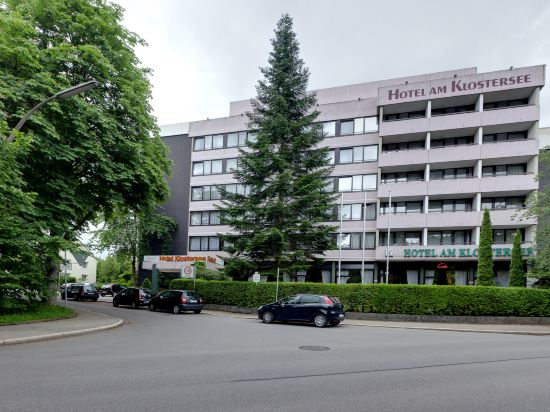 Gallery image of Hotel am Klostersee