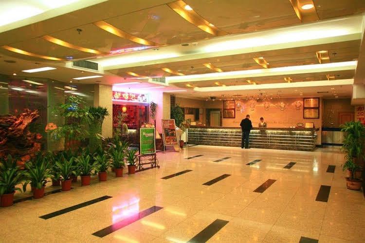 Xueyuan Hotel Fushun Road Qingdao