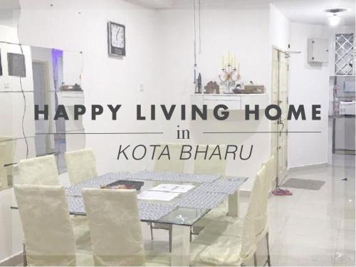 Happy Living Home in Kota Bharu Central