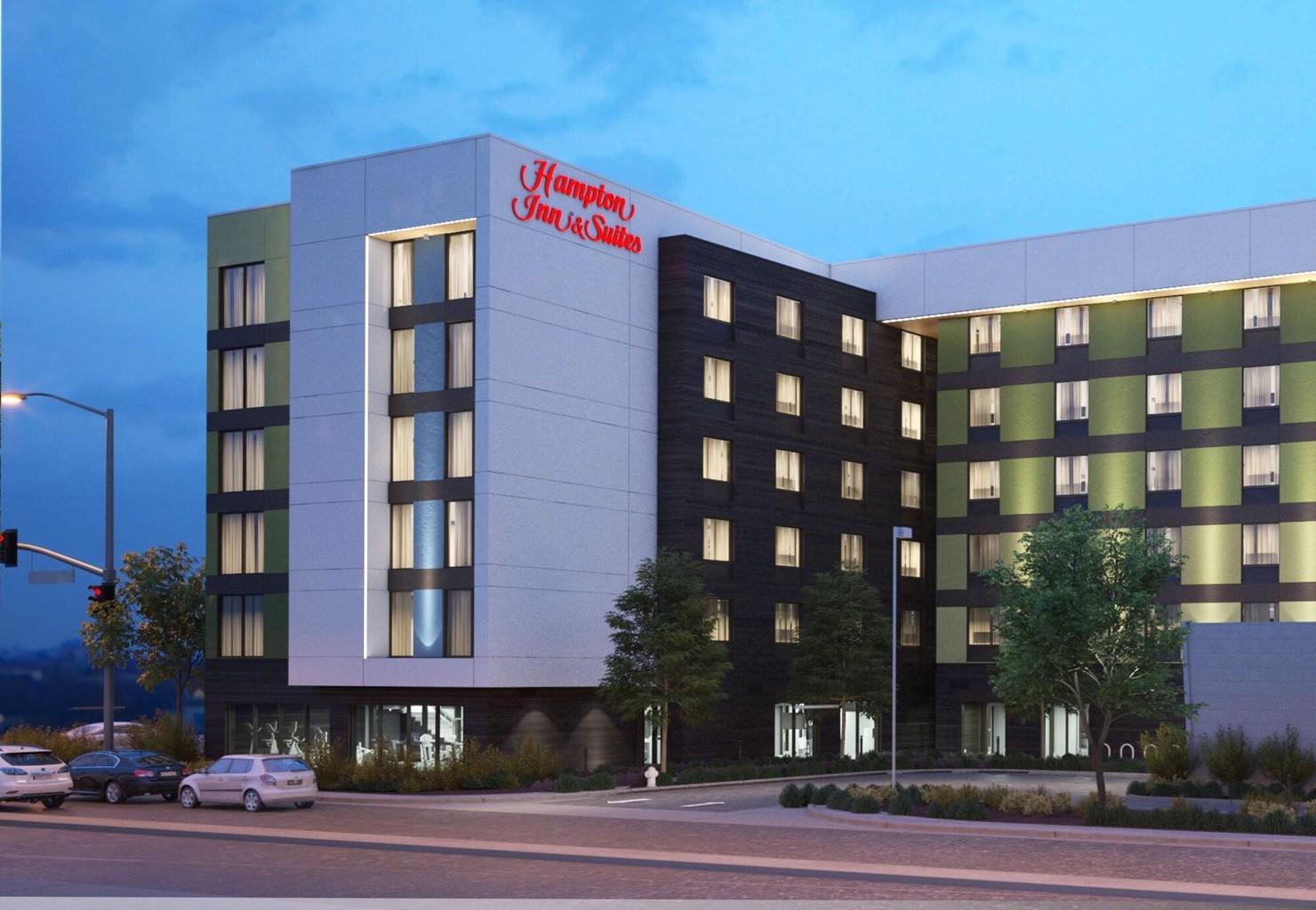 Hampton Inn & Suites Las Vegas Convention Center NV
