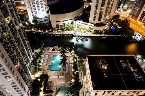 2 Level Loft At Brickell City Centre