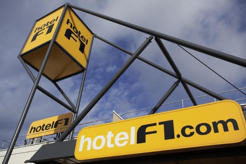 Hotelf1 Strasbourg Pont De L'europe
