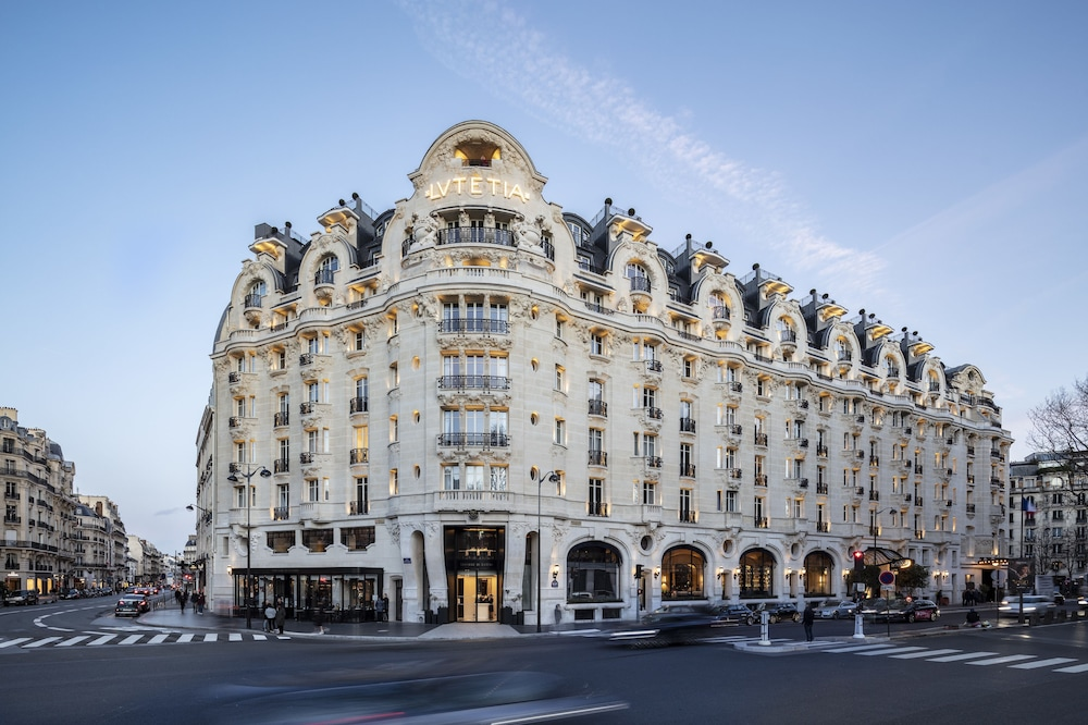 Hotel Lutetia The Leading Hotels of the World