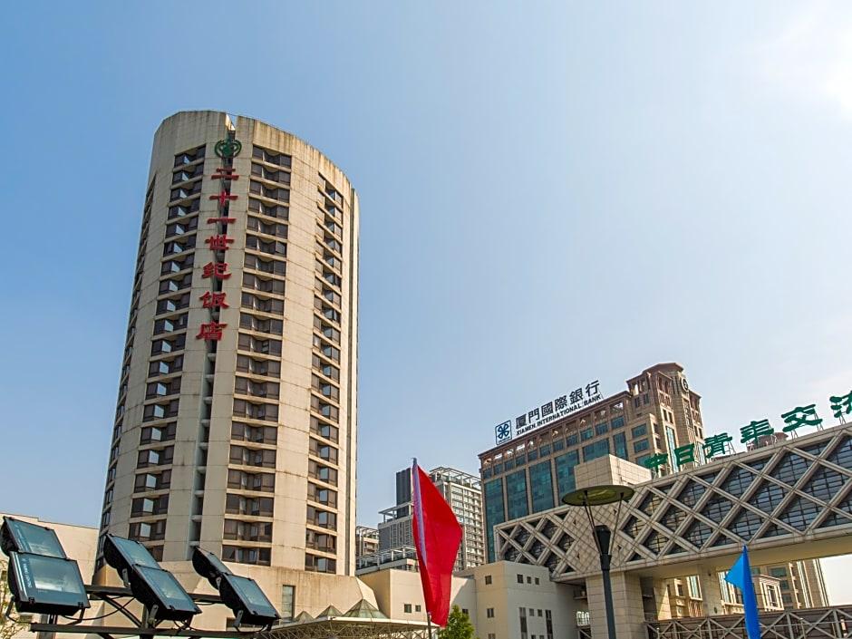 The Twenty First Century Hotel