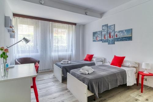 Casa Borea University Flat