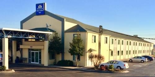Gallery image of Americas Best Value Inn Clarksville