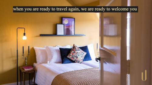 Upstairs: elevate the B&B experience