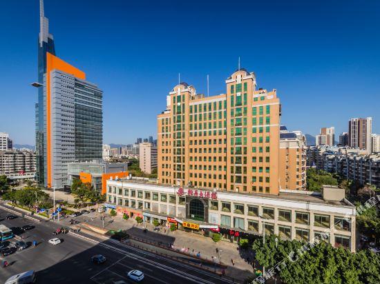 Anxin Yu Apartment Hotel