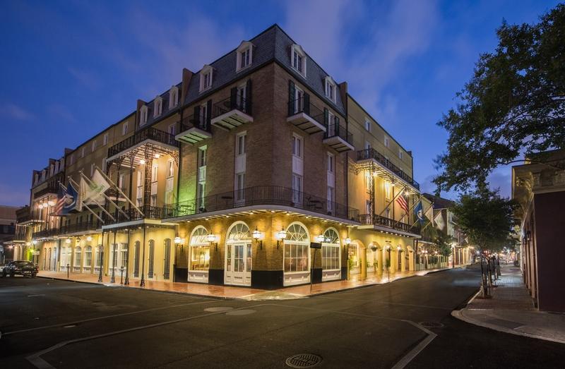 Holiday Inn French Quarter Chateau LeMoyne