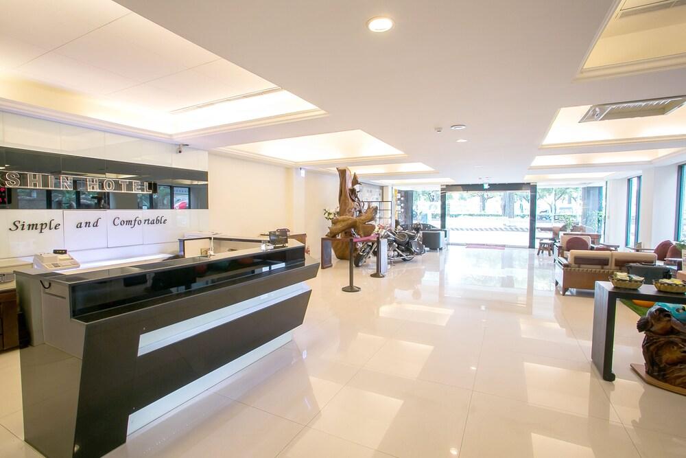 Huang Shin Business Hotel Chung Kang