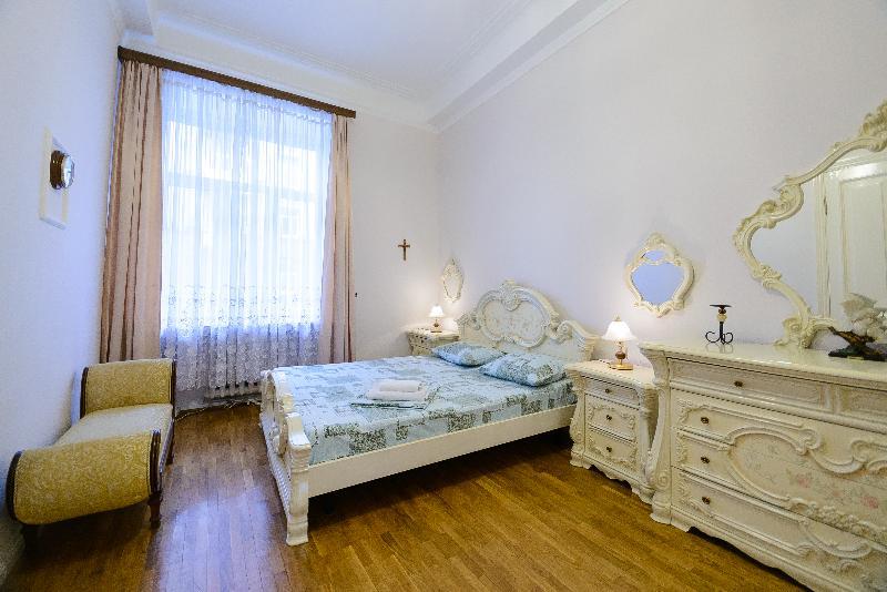 Apartment on Bankovaya