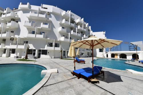 Tiba View Apartments next to El Gouna