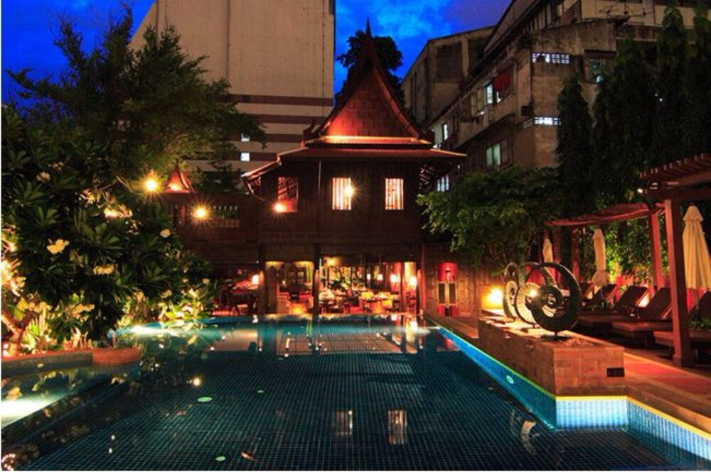 Gallery image of The Rose Hotel Bangkok