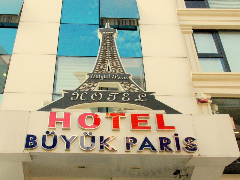 Buyuk Paris Hotel