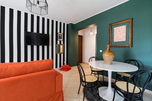 Athenian Apartment