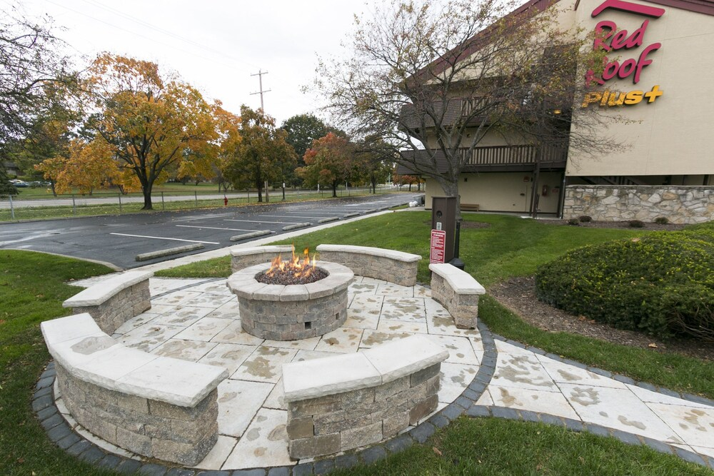 Gallery image of Red Roof Inn PLUS Columbus Ohio State University OSU