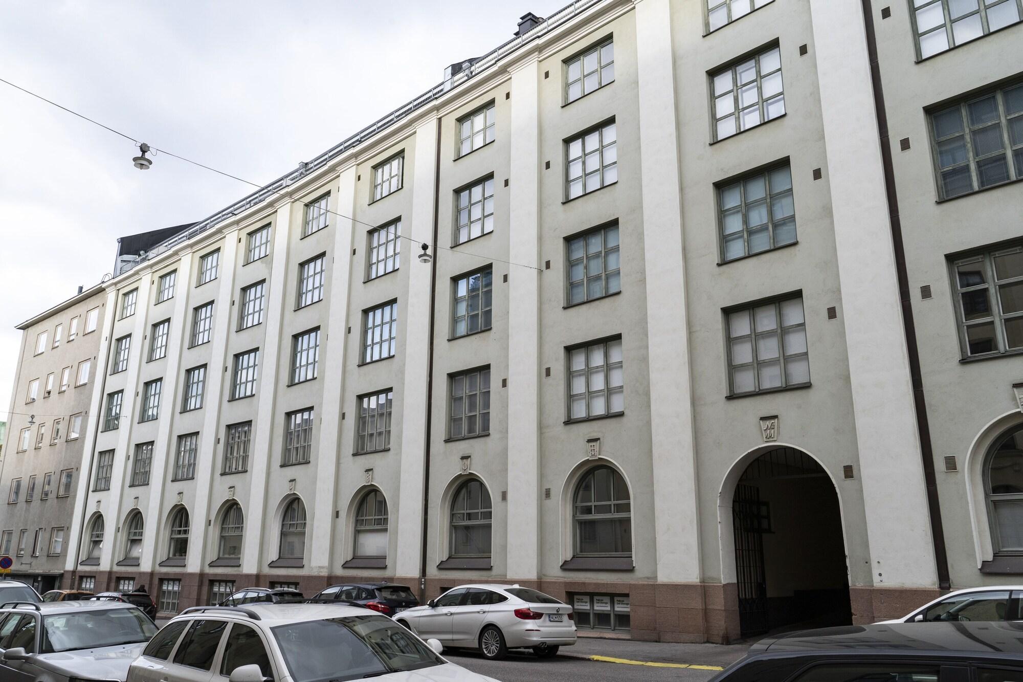 HVC Apartments Töölönkatu 11