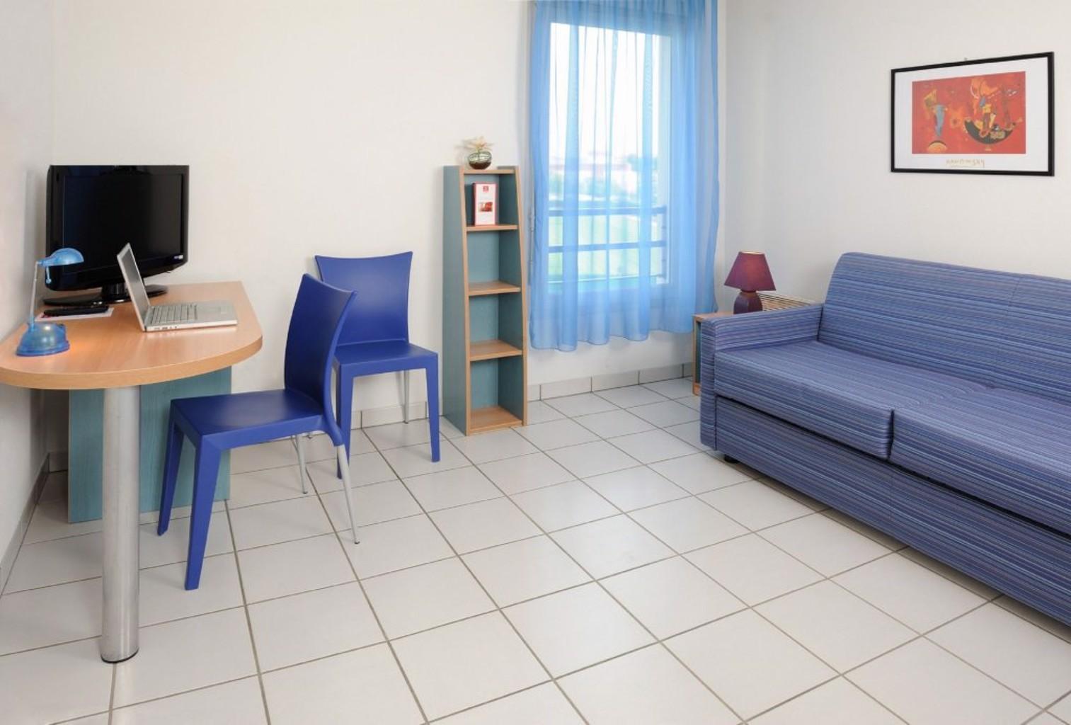 Gallery image of Sejours et Affaires Clermont Ferrand Park Republique