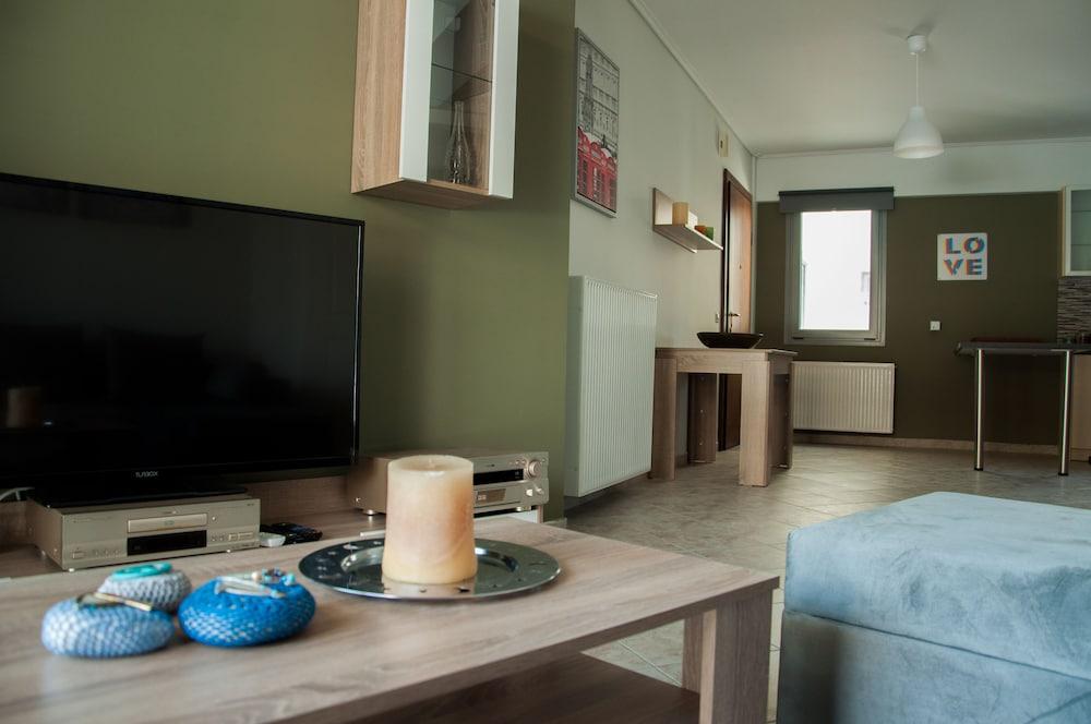 Cozy flat close to Athens city center