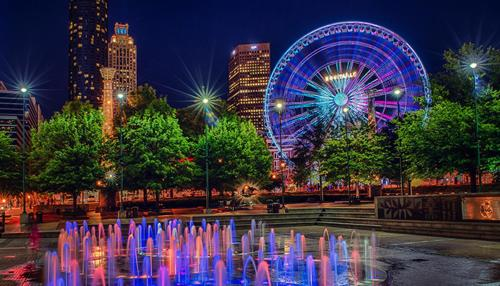 Atlanta's Comfort Zone