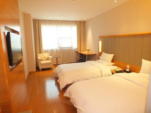 JI Hotel Xi an Feng Cheng Second Road