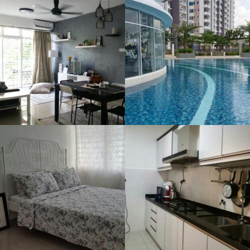 Cosy Putrajaya Greenview Apartment