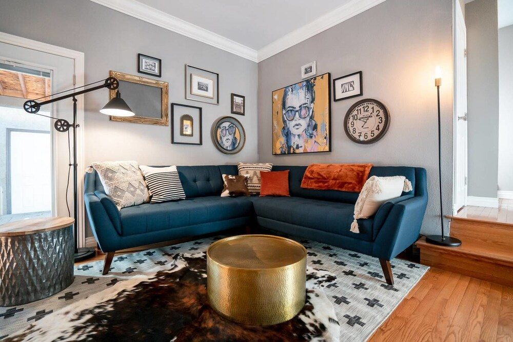 The Creative Highland Home