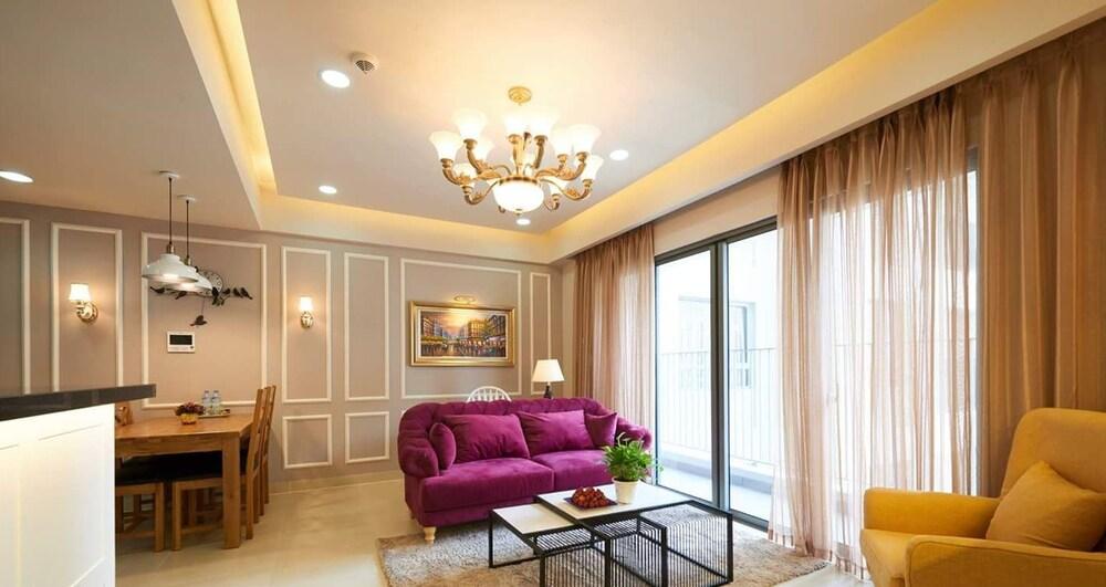 Beautiful Apartment at Masteri Thao Dien