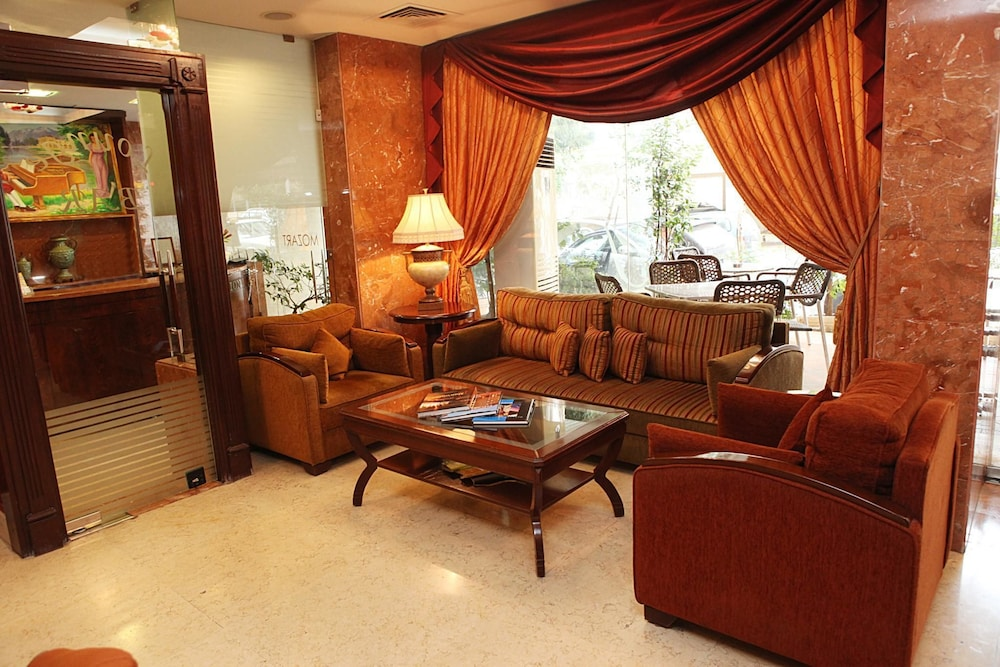 Gallery image of Mozart Hotel