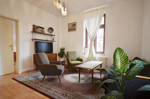 Vintage Wohnung Plagwitz