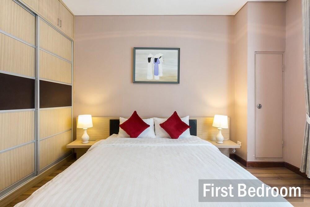 @Lancaster Saigon Henry Apartment Free3G