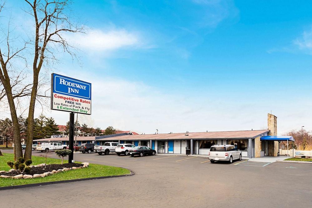 Gallery image of Rodeway Inn Metro Airport