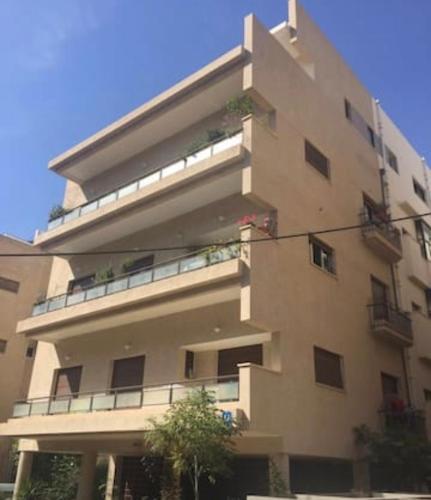 Aharonovich Apartment