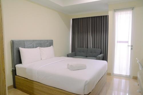 Spacious Studio Menteng Park Apartment By Travelio