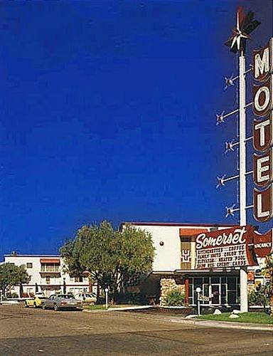 Somerset House Motel geschlossen