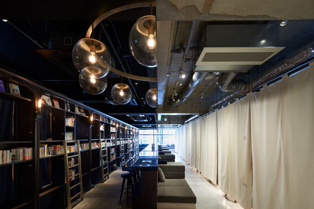 Gallery image of Book And Bed Tokyo Asakusa Hostel
