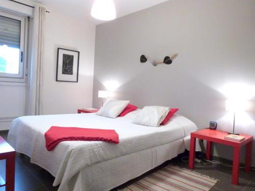 Joli appartement T2 avec piscine parking à Antigone Class Appart