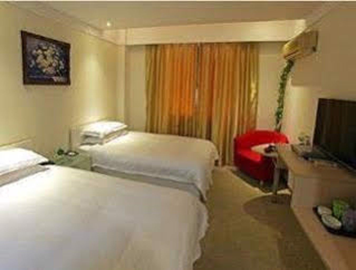 Super 8 Hotel Nanjing Tai Ping Men