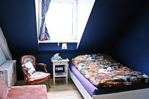 Vintage Apartment BVB Messe City Nah