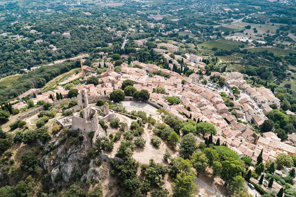 Gallery image of Les bastides de Grimaud