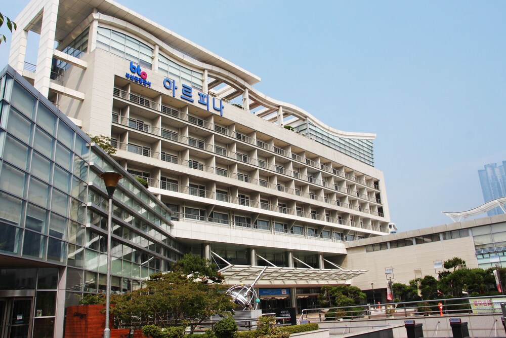 Busan Tourism Organization Arpina