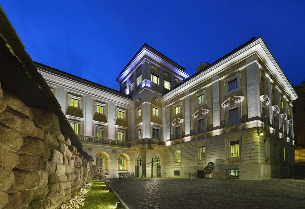 Palazzo Montemartini Rome A Radisson Collection Hotel
