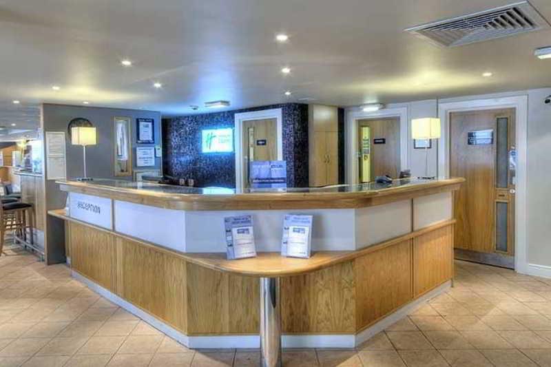 Holiday Inn Exp Edinburgh Waterfront