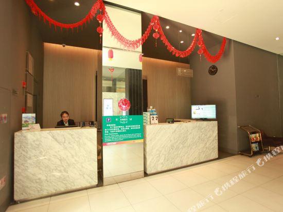 Gallery image of Jinjiang Inn Chengdu Baiguolin Subway Station